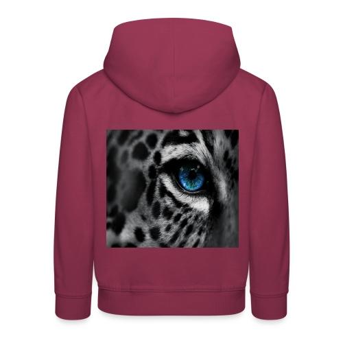 Animal Eye - Pull à capuche Premium Enfant