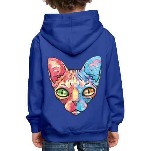 EgyptianCat - Kinder Premium Hoodie