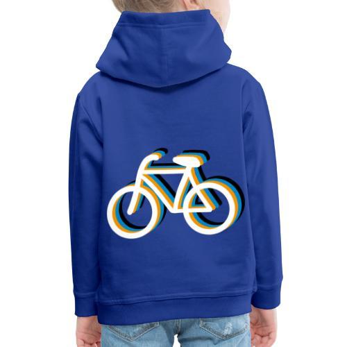 Bicycle Fahrrad - Kinder Premium Hoodie