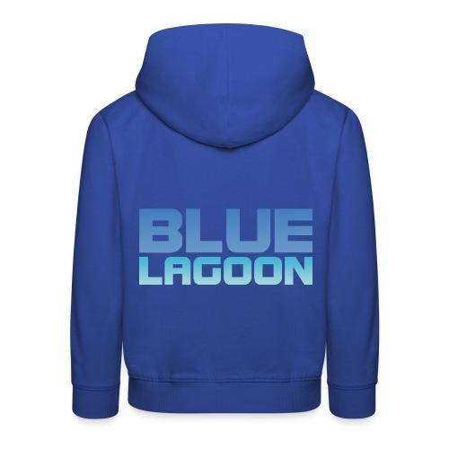 Blue Lagoon - Kinder Premium Hoodie