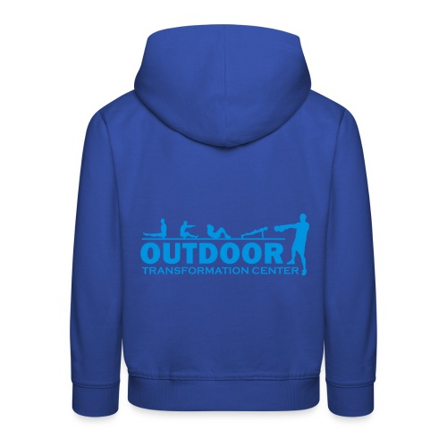 OTC Large Logo - Kids' Premium Hoodie
