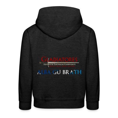 ALBAGUBRATH - Kinder Premium Hoodie