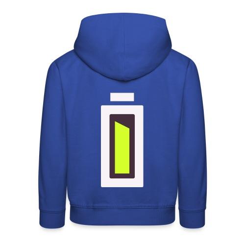 Batterie - Ready ?! - Pull à capuche Premium Enfant