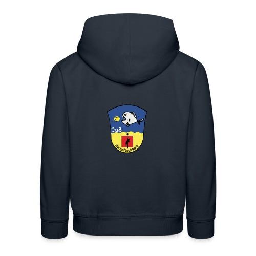 Wappen -NEU- - Kinder Premium Hoodie