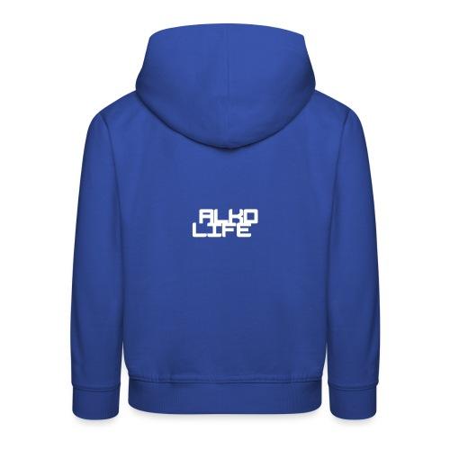 Projektowanie nadruk koszulki 1547218658149 - Bluza dziecięca z kapturem Premium