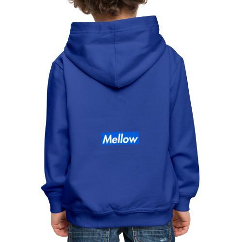 Mellow Blue - Kids' Premium Hoodie