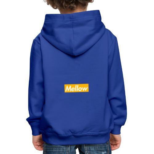 Mellow Orange - Kids' Premium Hoodie