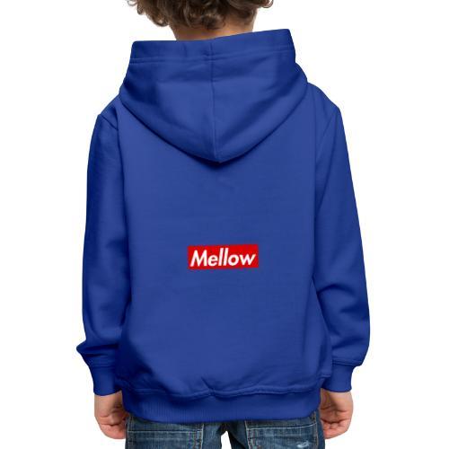 Mellow Red - Kids' Premium Hoodie