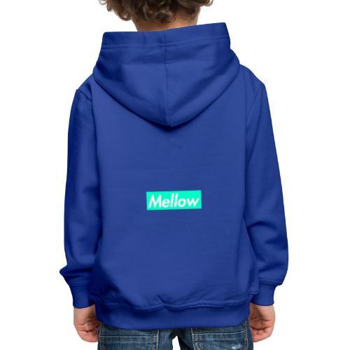 Mellow Light Blue - Kids' Premium Hoodie