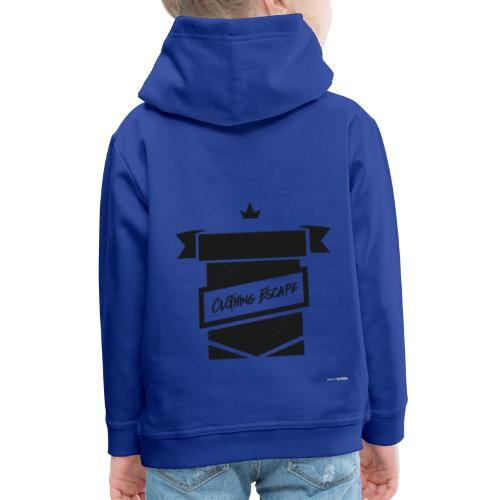 Clothing Escape UK - Kids' Premium Hoodie
