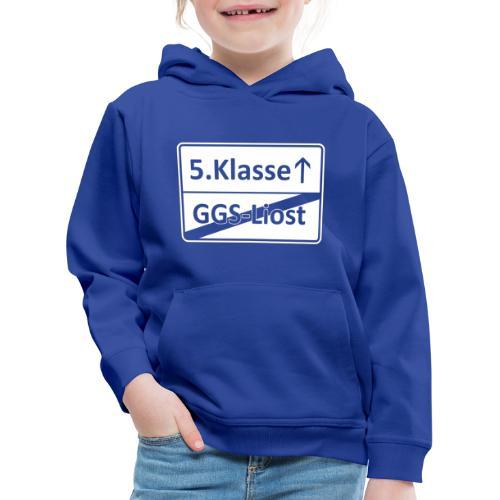 GGSLi Ost Abschieds Tshirt - Kinder Premium Hoodie