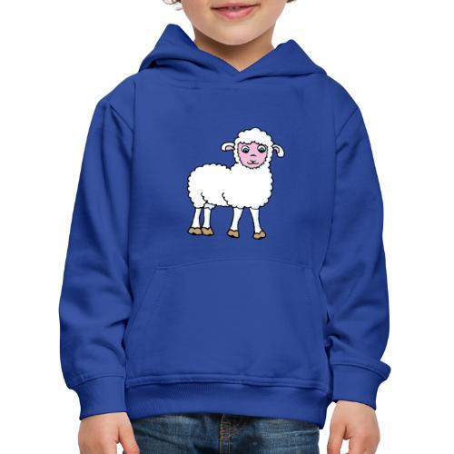 Minos le petit agneau - Pull à capuche Premium Enfant