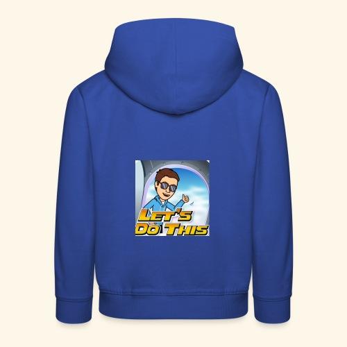 LukeDaZuke - Kids' Premium Hoodie