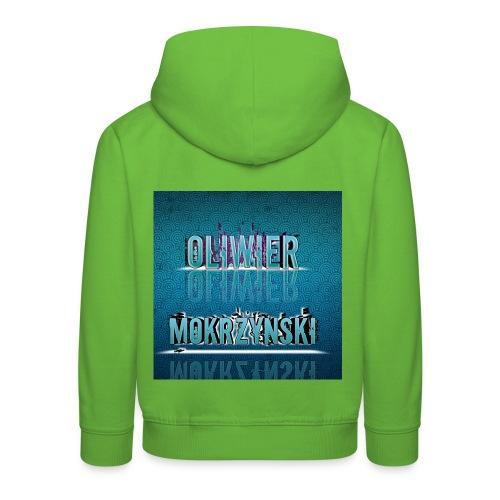 Kids Oliwier Mokrzynski - Kids' Premium Hoodie