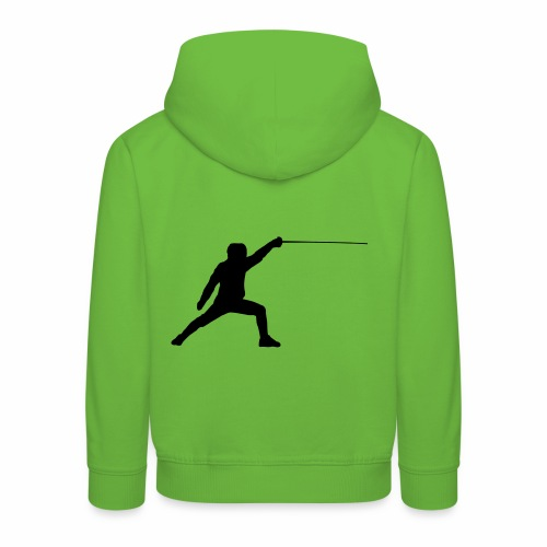 Fencer - Kinder Premium Hoodie