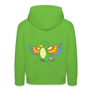 The Little Parrot - Kids' Premium Hoodie