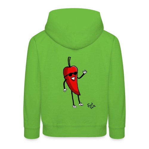 Hot Henrik - Kids' Premium Hoodie