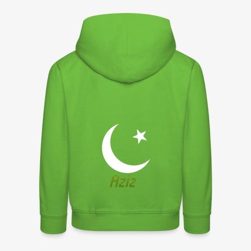 Aziz Pakistan hoodie - Kids' Premium Hoodie