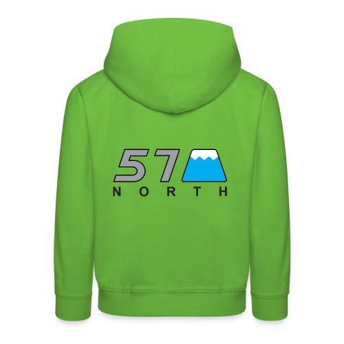 57 North - Kids' Premium Hoodie