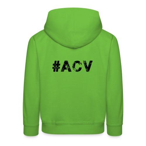 #ACV Logo - Kinder Premium Hoodie
