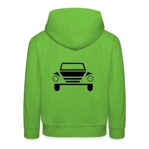 Car - Kinder Premium Hoodie