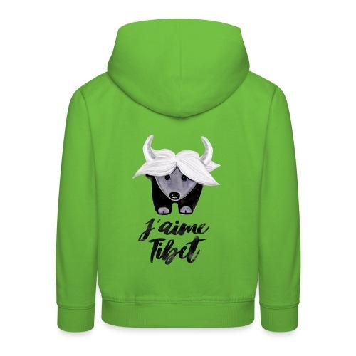 jaime_tibet - Kinder Premium Hoodie