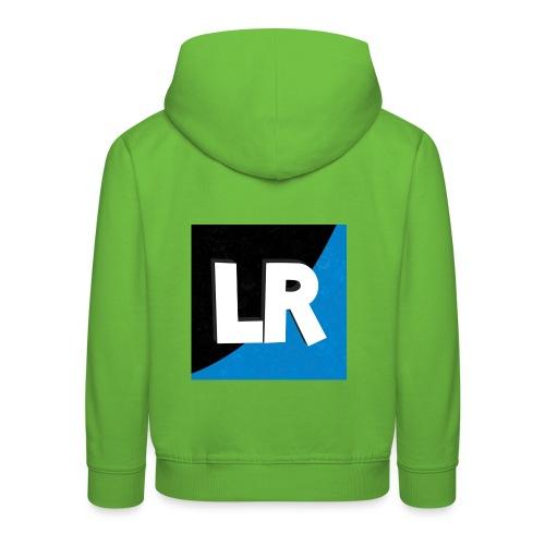 LethalRobotHD Logo - Kids' Premium Hoodie