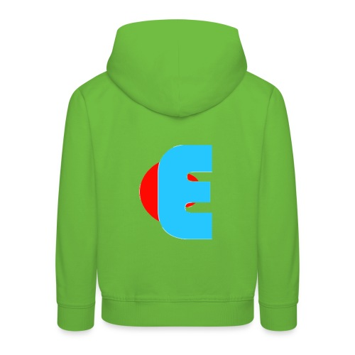 edwardioso kids - Kids' Premium Hoodie