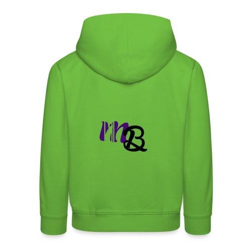 Youtube Merchandise Miranda Bos_YT - Kids' Premium Hoodie