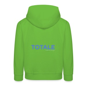 TOTALE - Felpa con cappuccio Premium per bambini