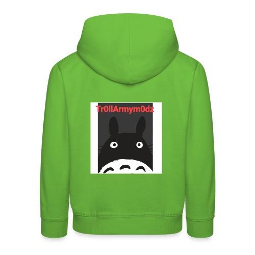 Tr0llArmyMerch - Kinder Premium Hoodie