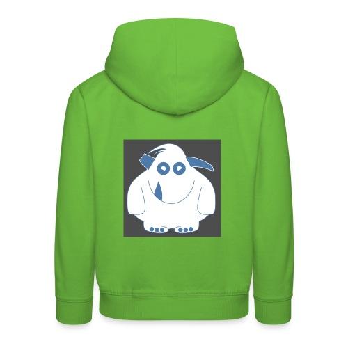 Pinky Monster - Kids' Premium Hoodie