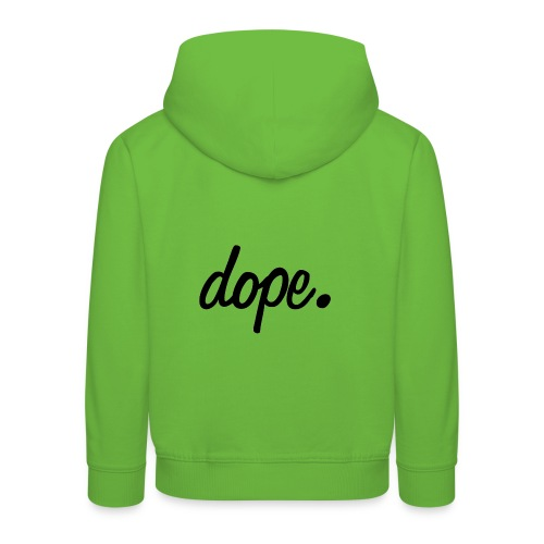 dope classics - Kids' Premium Hoodie