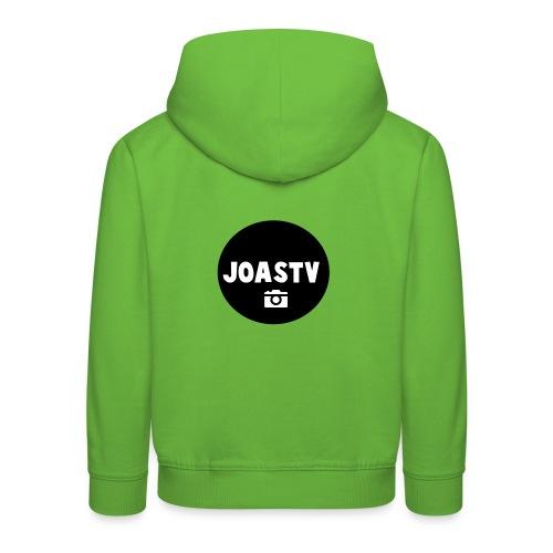 joastv - Kinderen trui Premium met capuchon