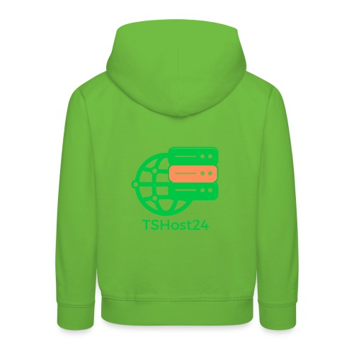 TSHost24 - Kinder Premium Hoodie