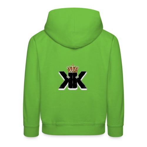 kaosknight Official Logo - Kinder Premium Hoodie