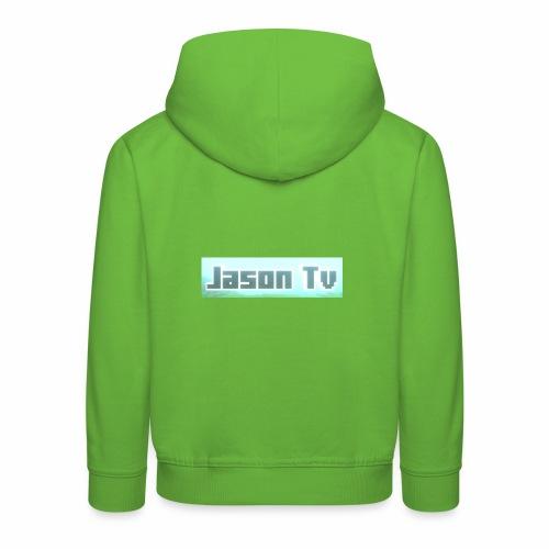 Jason Tv - Kinder Premium Hoodie