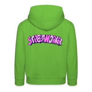 Streetworker Girls One - Kinder Premium Hoodie