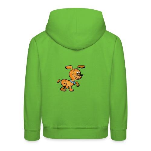 BagsiNeu1 2015 Kopie - Kinder Premium Hoodie