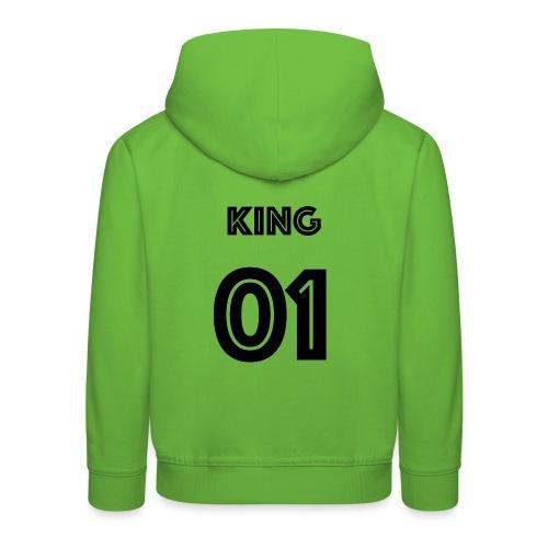 King Limited HD SMK - Kinder Premium Hoodie