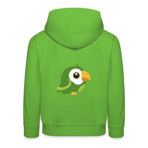 Birdy Grün - Kinder Premium Hoodie