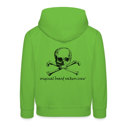 Original Board Rockers Crew - Kinder Premium Hoodie