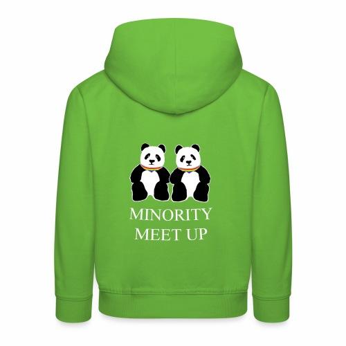 Minority Meet up - Kinder Premium Hoodie