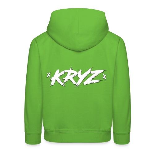KRYZ - Kinder Premium Hoodie
