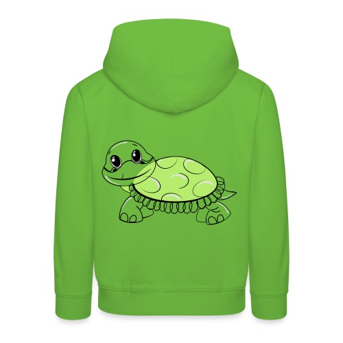 Schildkröte - Kinder Premium Hoodie