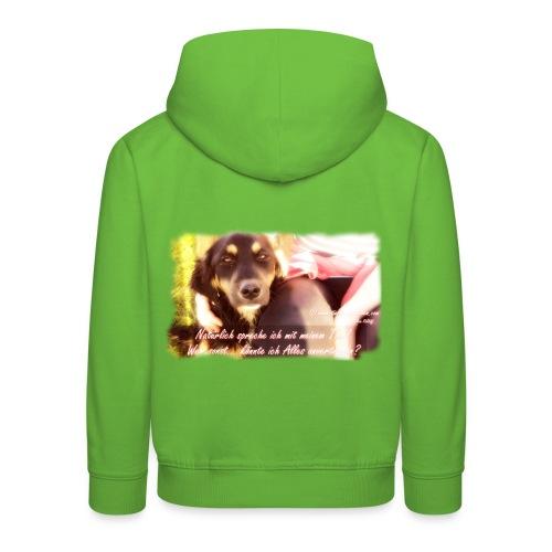 Sandra3344 - Kinder Premium Hoodie