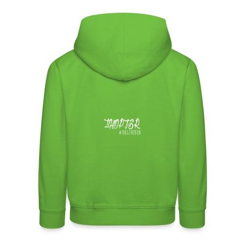 iKopter Logo - Kinder Premium Hoodie