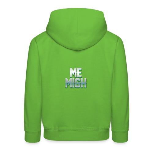 MeMigH | Merch Kollektion - Kinder Premium Hoodie