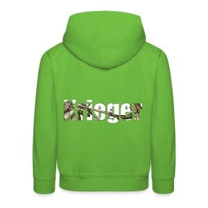 krieger - Kinder Premium Hoodie