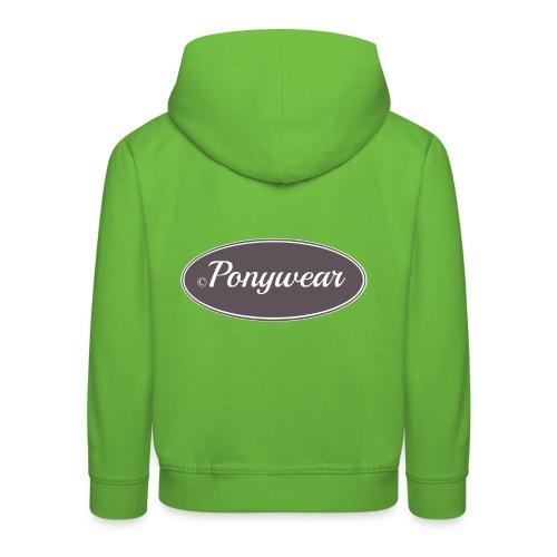 Ponywear - Kinder Premium Hoodie